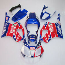 Blue Red Fairing Body Work Kit For Honda VTR1000R RC51 SP1 SP2 00-06 Hand Made