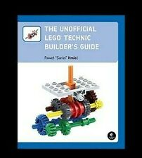 """The Unofficial Lego Technic Builder's Guide by Kmiec, Pawel """"Sari"""