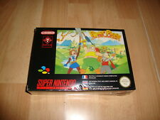 POWER PIGGS OF THE DARK AGE DE TITUS FOR SUPER NINTENDO SNES NEW FACTORY SEALED
