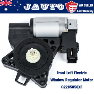Front Left Electric Window Regulator Motor Rear Right For Mazda 3 6 CX-7 CX-9