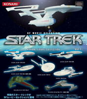 Konami Star Trek SF Movie Collection Volume 1 {Select 1 Ship}