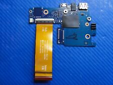 "Samsung NP915S3G-K02CA 13.3"" USB Audio Micro HDMI Power Button Board BA41-02279A"