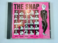 The Snap Music Cd 1989 VHTF Phildelphia Pinch Me Without You Jericho Mile