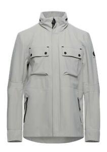 BELSTAFF MENS Slipstream Jacket Colour Fog Grey Size UK 40 / L BNWT