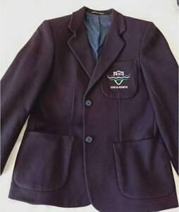 Melbourne Girls' College (MGC) uniform blazer