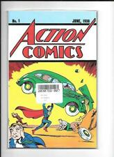 New ListingAction Comics #1 Facsimilie Reprint Sealed 2030768-007 1 2/17