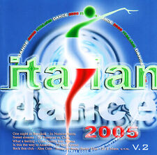 Italian Dance Music 2005 Vol. 2 CD