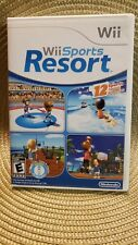 Wii Sports Resort (Nintendo Wii, 2009) - COMPLETE - FREE 🇨🇦🇨🇦🇨🇦 SHIPPING!