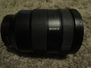 Sony FE 24-105mm f/4 G OSS E-Mount Lens