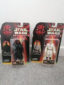 20th Anniversary Darth Maul Obi Kenobi