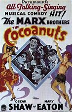 THE COCOANUTS (DVD) 1929, The Marx Brothers COMEDY