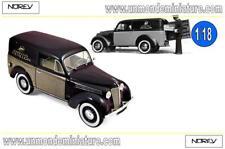 Renault 300 kg Juvaquatre 1953 Parfums Revillon  NOREV - NO 185261 - Ech 1/18