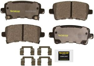 Disc Brake Pad Set-Premium Rear Monroe CX1430