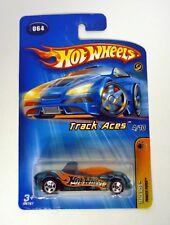 2004 Hot Wheels Erste Editionen #064 = Crooze Schnell Sicherung = Silbern Modellbau Auto- & Verkehrsmodelle