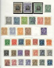 Honduras stamps 1891 Collection of 36 CLASSIC stamps HIGH VALUE!