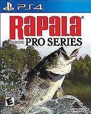 RAPALA FISHING PRO SERIES PS4 NEW! FISH TOURNAMENT, TROUT, BASS, CATFISH WALLEYE