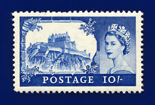 More details for 1955 sg538 10s ultramarine waterlow t14(1) mnh cat £90 cvkp
