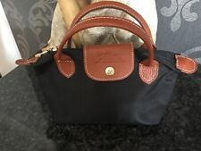 LONGCHAMP top handle small original bag Only Used A Couple Of Times