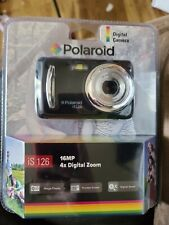 New Sealed Polaroid IS126 16mp Digital Camera- Black!