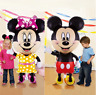 Mickey Mouse Minnie Disney Birthday Party Kids Helium Balloons 112cm All Body