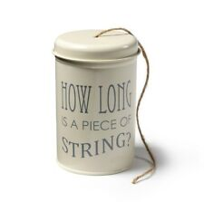 Burgon & BAll Twine in a Tin, Jersey Cream