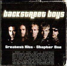 Backstreet Boys - Greatest Hits-Chapter 1 [New CD] Germany - Import