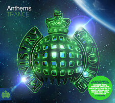 Various Artists : Anthems Trance CD (2013)
