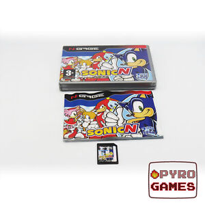 Sonic N - Nokia N-Gage