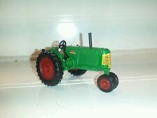 1/64 ERTL custom agco white oliver 70 row crop narrow front tractor farm toy