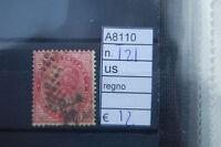 FRANCOBOLLI ITALIA REGNO USATI N. T21 (A8110)