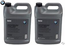 Set of 2 Gallons BMW 135i 328i xDrive Genuine Blue Color Antifreeze / Coolant