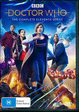 Doctor Who Complete Eleventh Series 11 DVD NEW Region 4