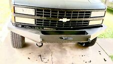 """Chevy GMC Truck 1500 Front Winch Bumper 88-98' *Fits A 3"""" BODY LIFT ONLY!*"""