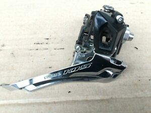 Shimano 105 front derailleur 11 speed FD-R7000 black band on rrp£40