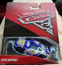 Disney Pixar Cars 3 Jack Depost #4 Tow Cap New MISP