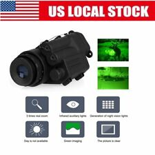 Hunting Infrared HD Digital IR Monocular Night Vision Telescope For Helmet AR