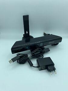Microsoft Xbox 360 Kinect Kamera Sensor-Camera mit Netzteil, Adapter und Halter
