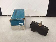 NOS GM Rear Brake Pressure Regulator switch 1967-68 Corvette, Corvair