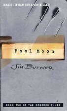 Fool Moon: The Dresden Files Book Two, Butcher, Jim Paperback Book