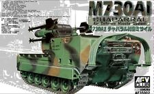 AFV Club 1/35 M730A1 CHAPARRAL Air Defense Missile System Vehicle