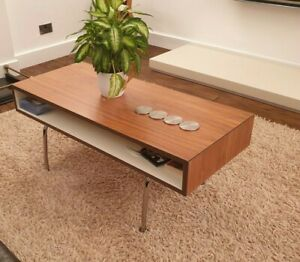 IKEA coffee table wallnut