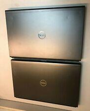 """Lot of (2) Dell Precision M6800 17.3"""" intel i7-4940MQ 3.10GHz 16GB Nvidia 4100M"""