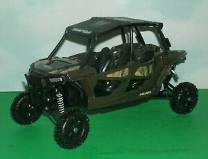 1/18 Scale Polaris Razor RZR XP Turbo EPS 4-Seat UTV Plastic Model Toy - New Ray