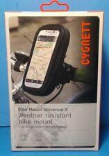 CYGNETT Bike Mount Universal II Cell Phone Smart Phone Weather Resistant NEW NIP
