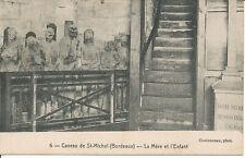 PC38910 Caveau de St. Michel. Bordeaux. La Mere et l Enfant. Coutenceau. No 6