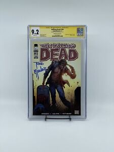 The Walking Dead 100 CGC SS 9.2 SIGNED TODD MCFARLANE 1st appearance of Negan