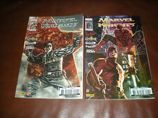 MARVEL KNIGHTS - LOT DE 2 TOMES N°4 ET 5 - ANNEE 2012 - PANINI COMICS