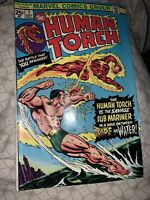 1974 Marvel Comics Human Torch Comic Book Sept. #7