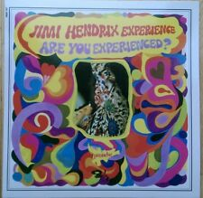 JIMI HENDRIX EXPERIENCE ARE YOU EXPERIENCED NEW VINYL LP REISSUE.