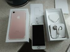 Apple iPhone 7 (MN912B/A) 32GB (EE) Smartphone GSM-ROSE GOLD